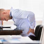 Was für Rückenschmerzen haben Sie?
