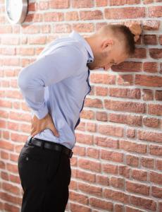 Was für Rückenschmerzen